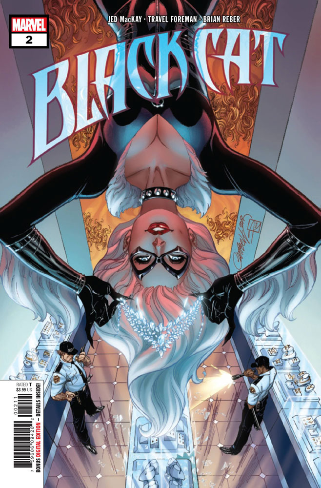 Image: Black Cat #2 - Marvel Comics