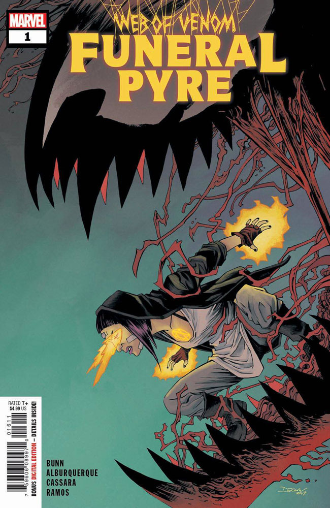 Image: Web of Venom: Funeral Pyre #1  [2019] - Marvel Comics