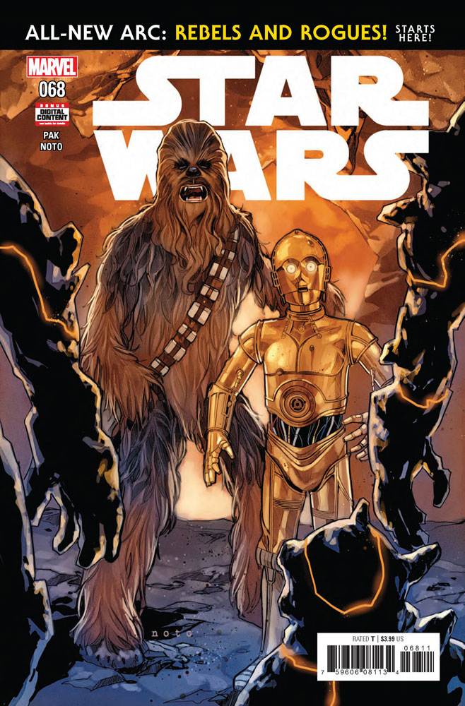 Image: Star Wars #68 - Marvel Comics