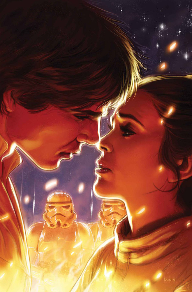 Image: Star Wars #68 (variant Greatest Moments cover - Andrews) - Marvel Comics