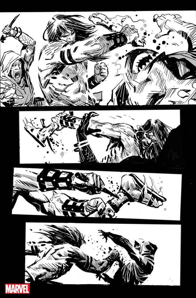 Savage Sword of Conan: The Cult of Koga Thun Black and White SC  - Marvel Comics