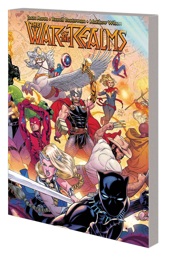 Image: War of the Realms SC  - Marvel Comics