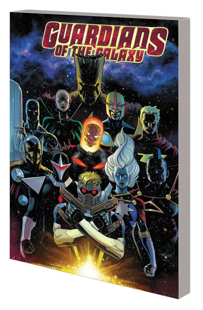 Image: Guardians of the Galaxy Vol. 01: The Final Gauntlet SC  - Marvel Comics