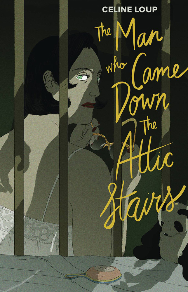 Image: Man Who Came Down the Attic Stairs HC  - Boom! - Archaia