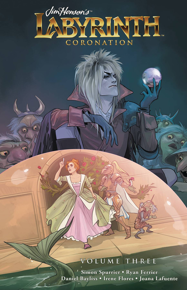 Image: Jim Henson's Labyrinth: Coronation Vol. 03 HC  - Boom! - Archaia