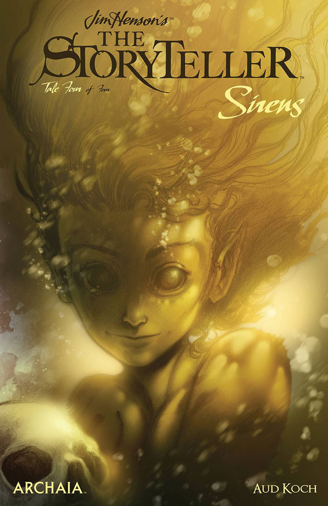 Image: Storyteller: Sirens #4 - Boom! - Archaia