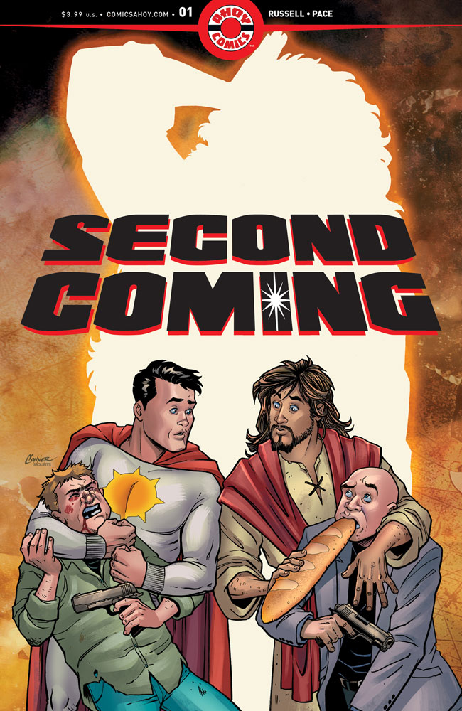 Image: Second Coming #1 - Ahoy Comics
