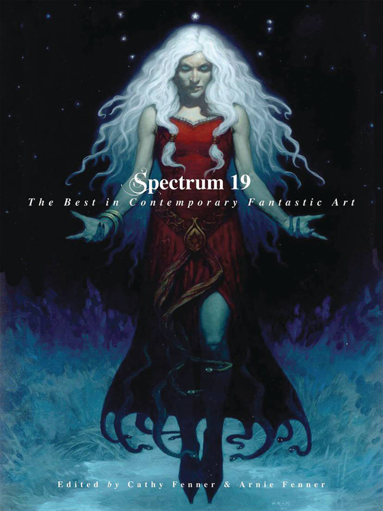 Image: Spectrum Best in Contemporary Fantastic Art Vol. 19 HC  - Bud's Art Books