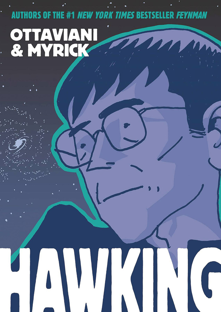 Image: Hawking GN HC  - First Second (:01)