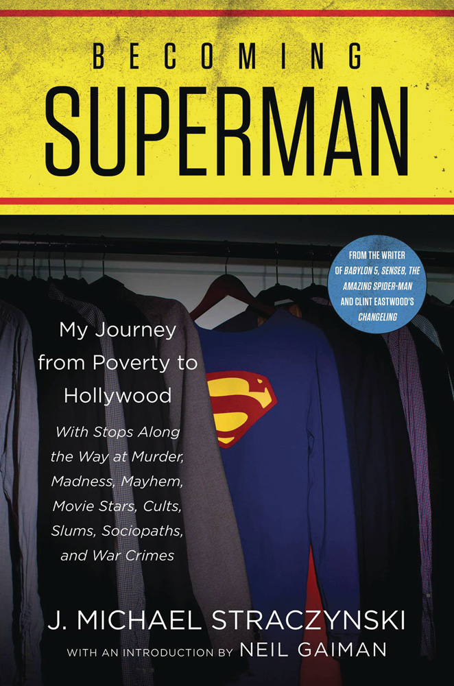 Image: Becoming Superman: My Journey from Poverty to Hollywood  - Harper Voyager