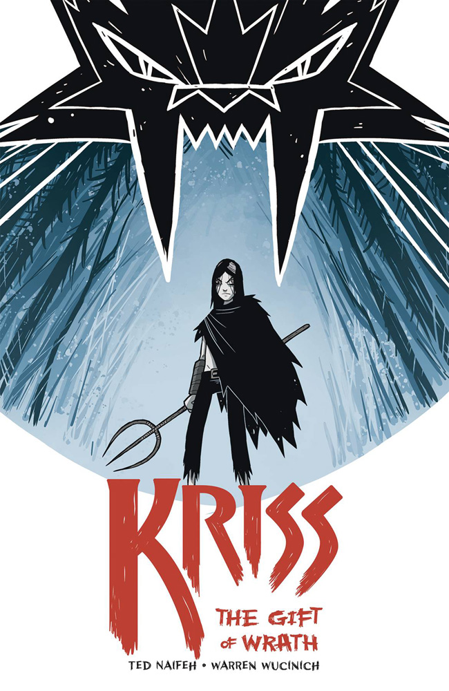 Image: Kriss: The Gift of Wrath SC  - Oni Press Inc.