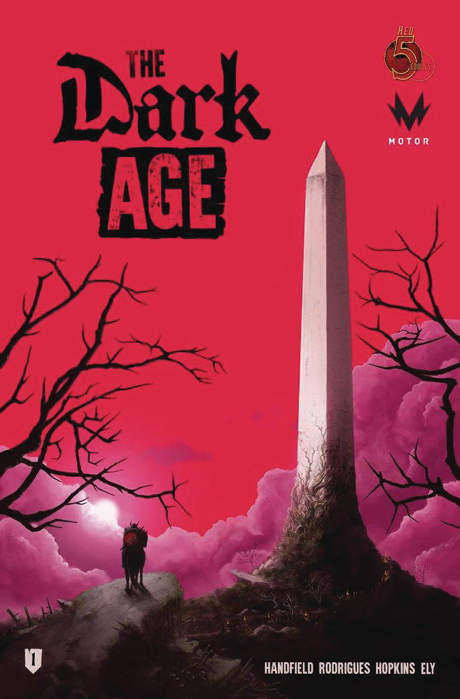 Image: Dark Age #1 - Red 5 Comics