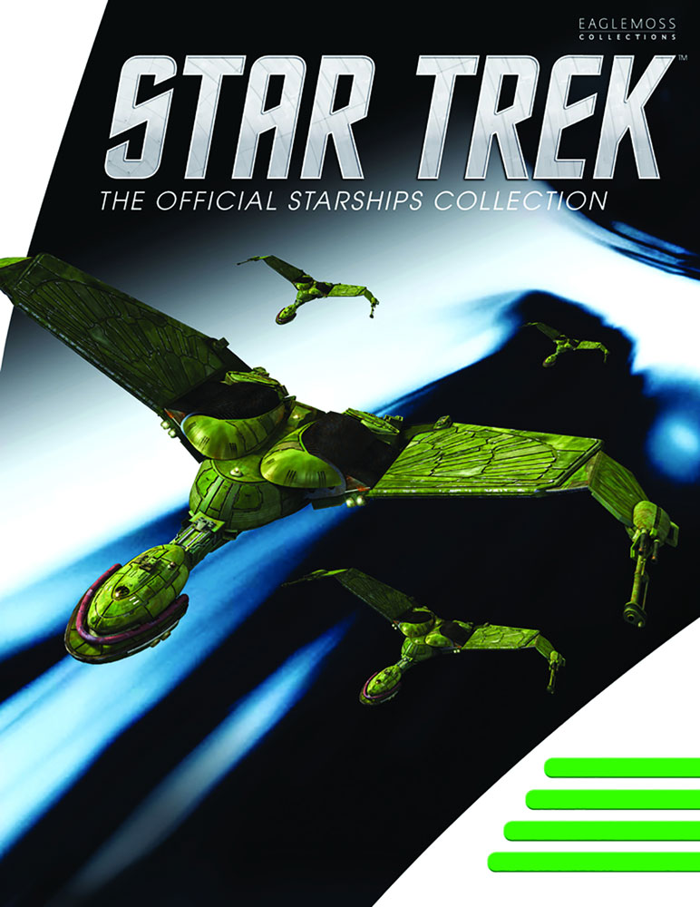 Star Trek Starships Special #32 (Klingon Bird of Prey-Large) - Eaglemoss Publications Ltd