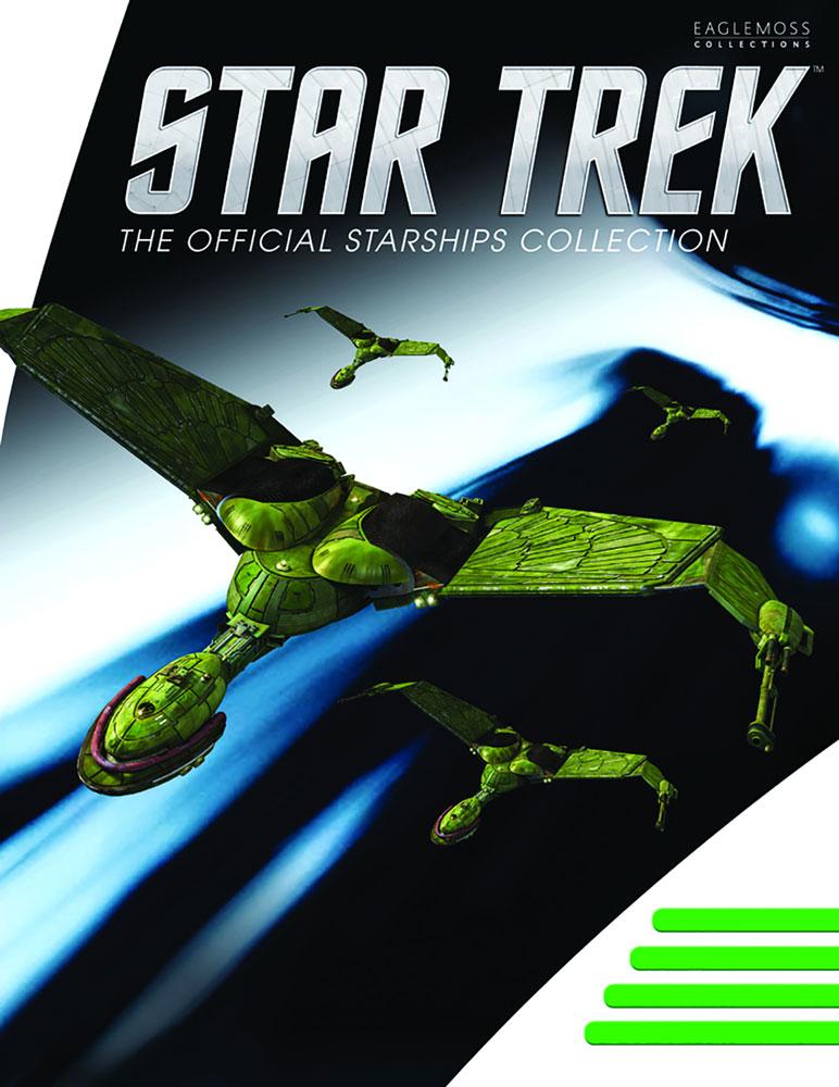 Star Trek Official Starships Collection Special: Klingon Bird-of-Prey  - Eaglemoss Publications Ltd