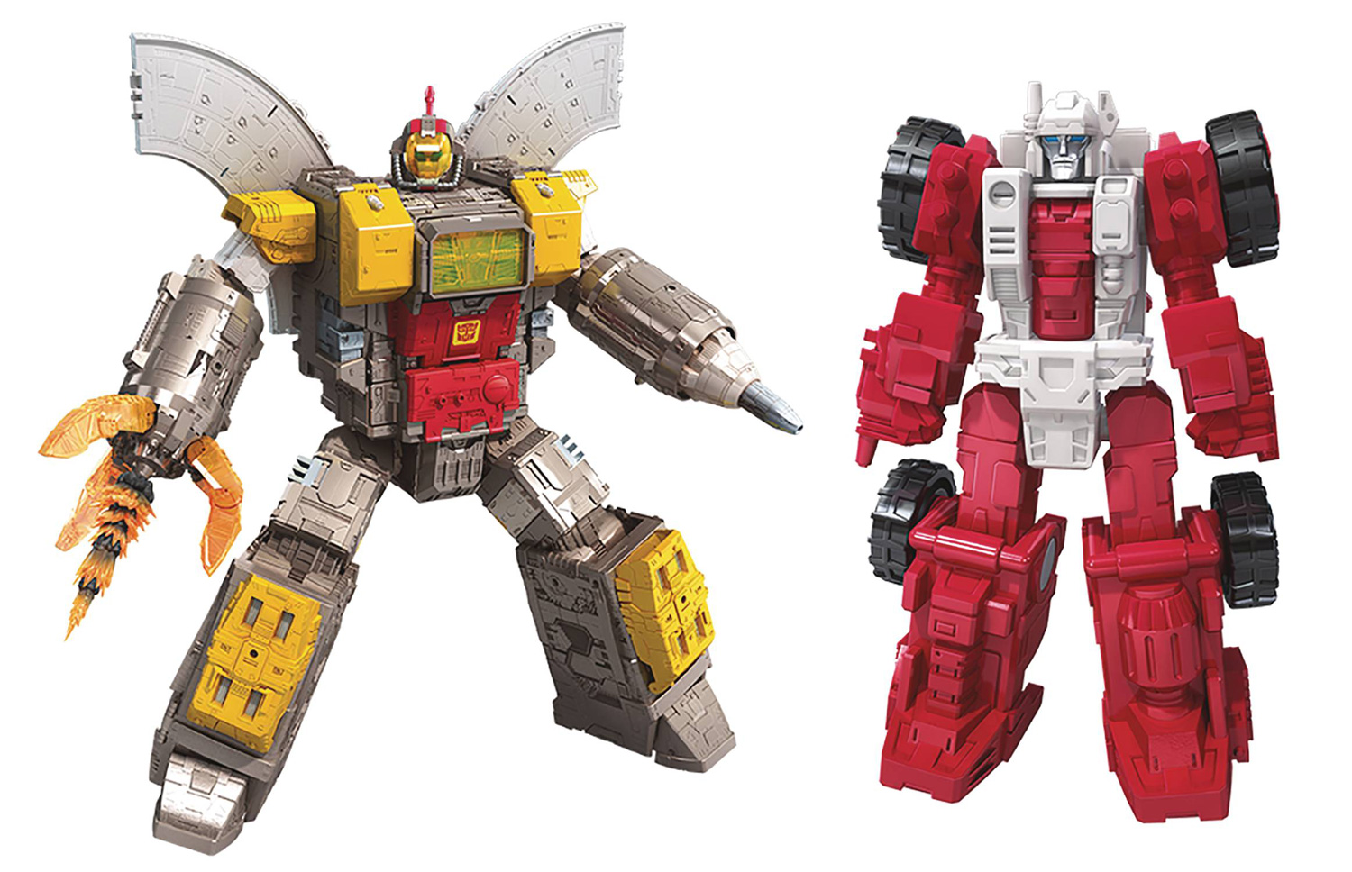 Image: Transformers WFC Titan Omega Supreme Action Figure Case  - Hasbro Toy Group