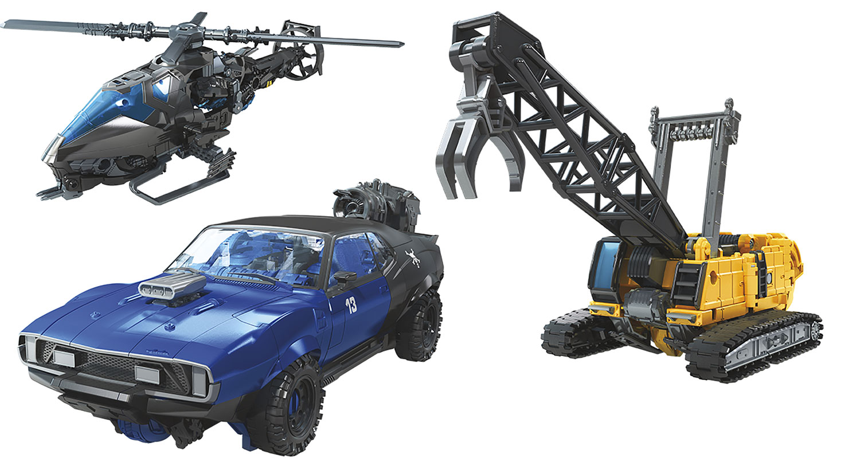 Transformers Gen Studio Series Deluxe Action Figure Assortment 201903  - Hasbro Toy Group
