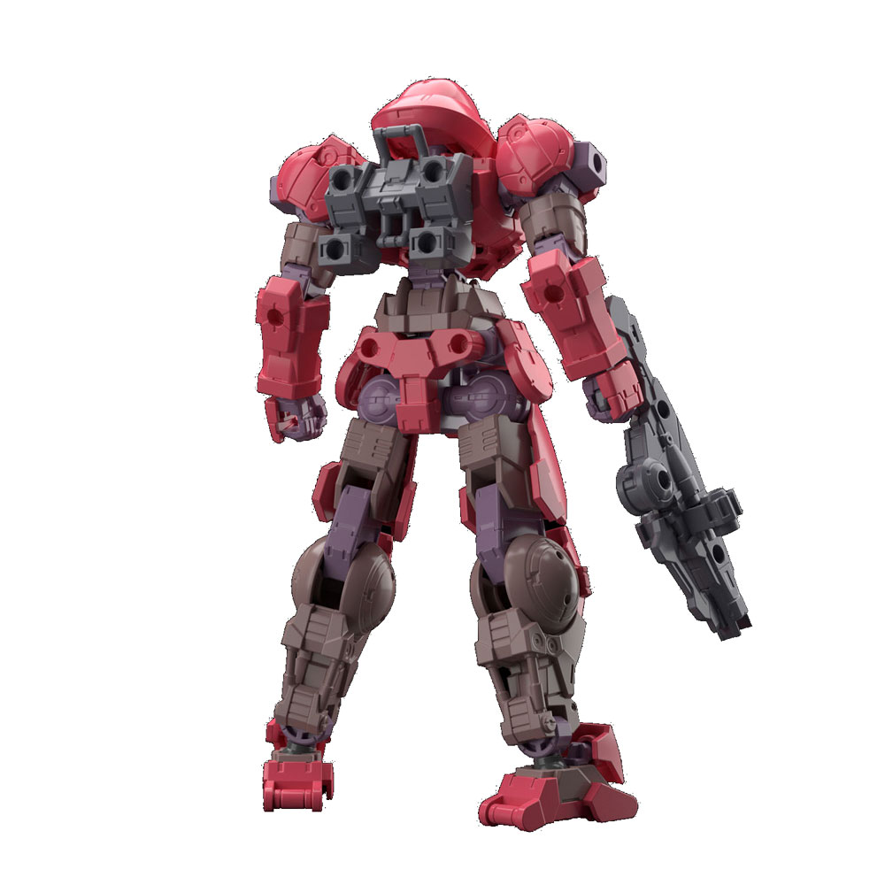 30 Minute Mission Model Kit: 06 Bexm 15 Portanova  (Red) - Bandai Hobby