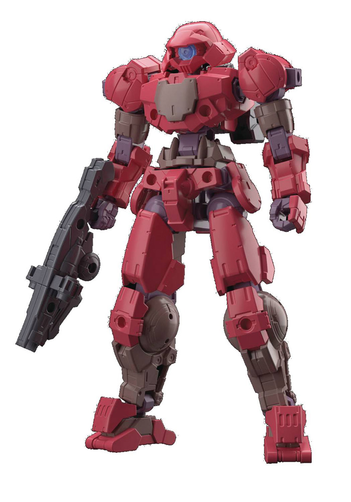 Image: 30 Minute Mission Model Kit: 06 Bexm 15 Portanova  (Red) - Bandai Hobby