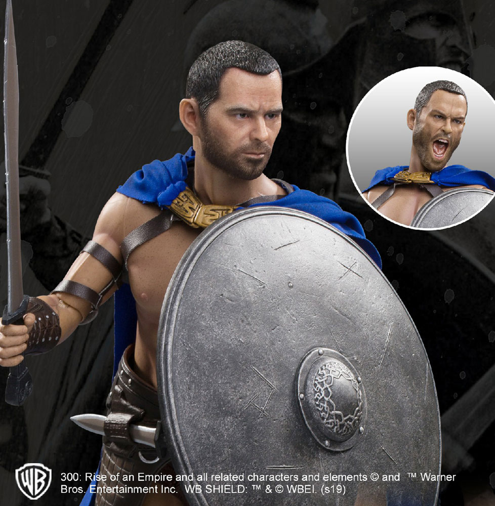 300 Action Figure: General Themistocles  (limited version) (1/6 scale) - Star Ace Toys Limited