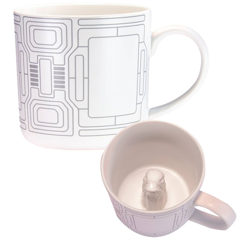 Image: Alien Surprise Mug: Chestburster  - Crowded Coop, LLC