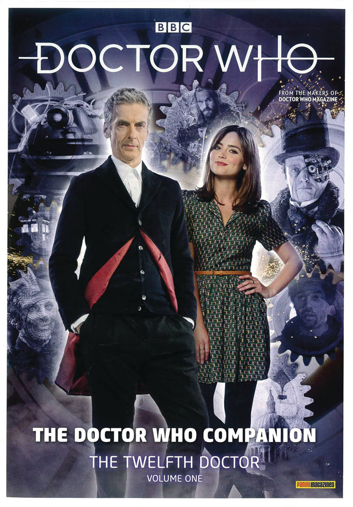 Image: Doctor Who Companion: The Twelfth Doctor Vol. 01  - Panini Publishing Ltd