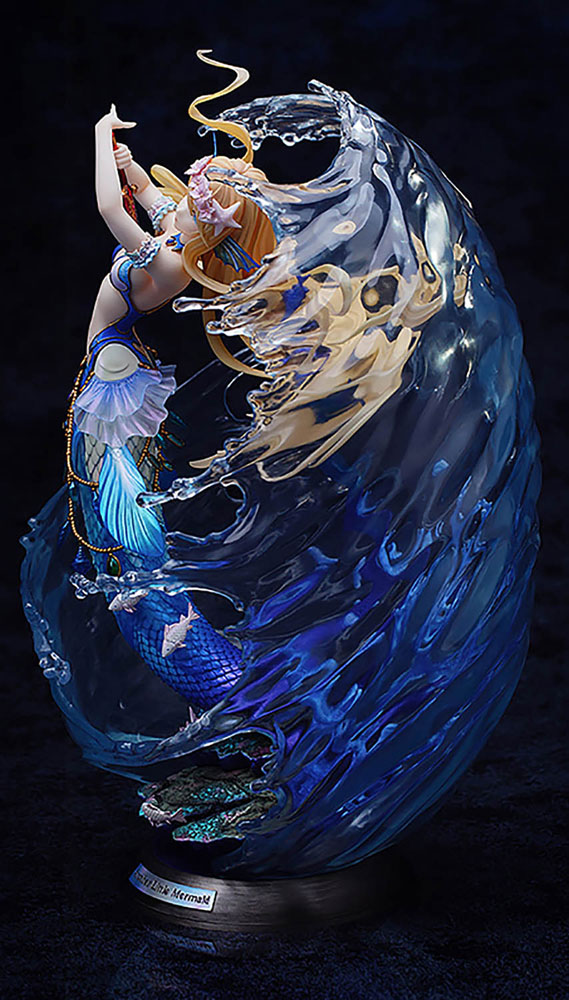 Fairy Tale-Another PVC Figure: Little Mermaid  (1/8 scale) - Myethos