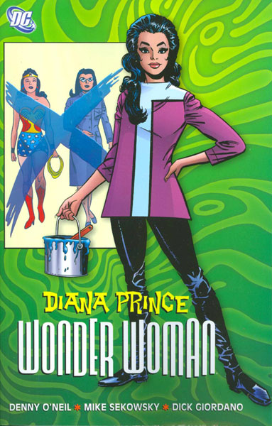 Image: Diana Prince: Wonder Woman Vol. 01 SC  - DC Comics