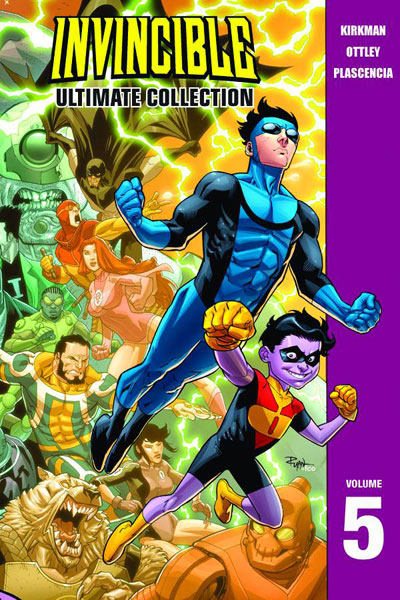 Image: Invincible Vol. 05: Ultimate Collection HC  - Image Comics