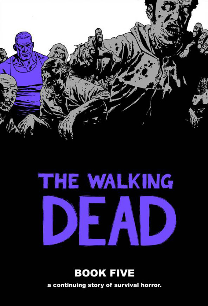 Image: Walking Dead Vol. 05 HC  - Image Comics