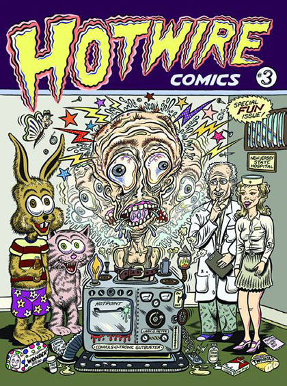 Image: Hotwire Comics Vol. 03 SC  - Fantagraphics Books