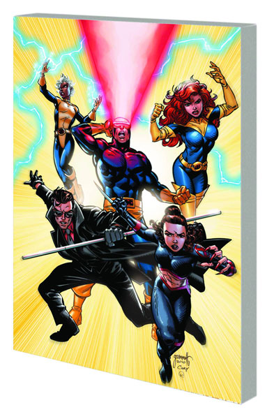 Image: X-Men Forever 2 Vol. 01: Back in Action SC  - Marvel Comics