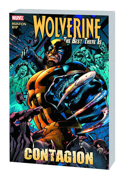 Image: Wolverine: Best There Is - Contagion SC  - Marvel Comics