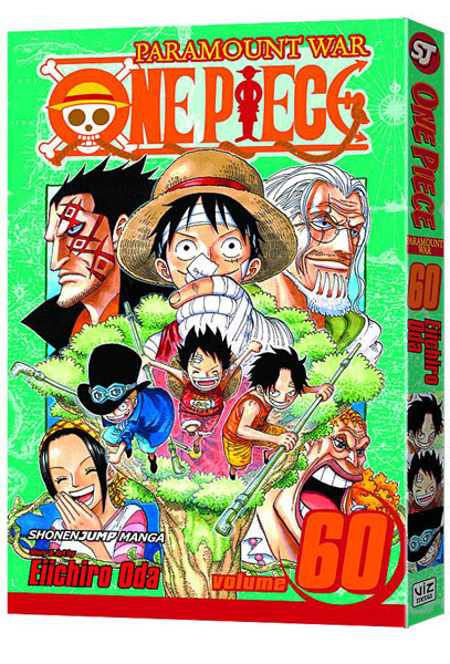 Image: One Piece Vol. 60 SC  - Viz Media LLC