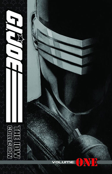 Image: G.I. Joe IDW Collection Vol. 01 HC  - IDW Publishing