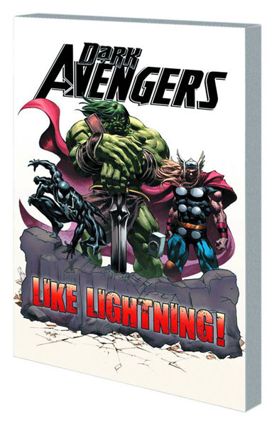 Image: Dark Avengers: The End is the Beginning SC  - Marvel Comics
