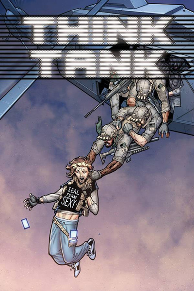 Image: Think Tank Vol. 03 SC  - Image Comics - Top Cow