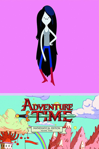 Image: Adventure Time: Mathematical Edition Vol. 03 HC  - Boom! Studios
