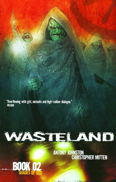 Image: Wasteland Vol. 02: Shades of God SC  - Oni Press Inc.