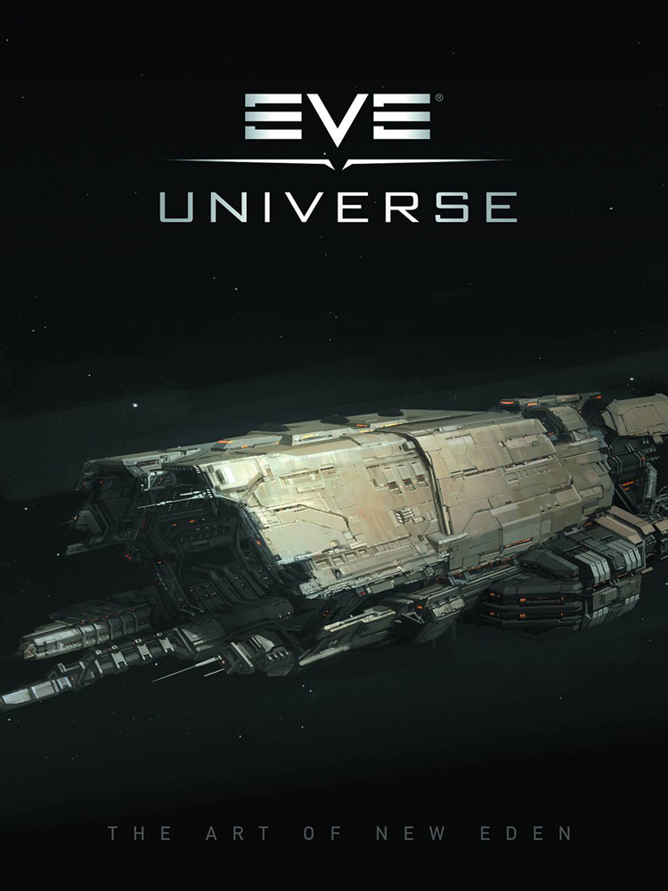 Image: EVE: Universe - The Art of New Eden HC  - Dark Horse Comics