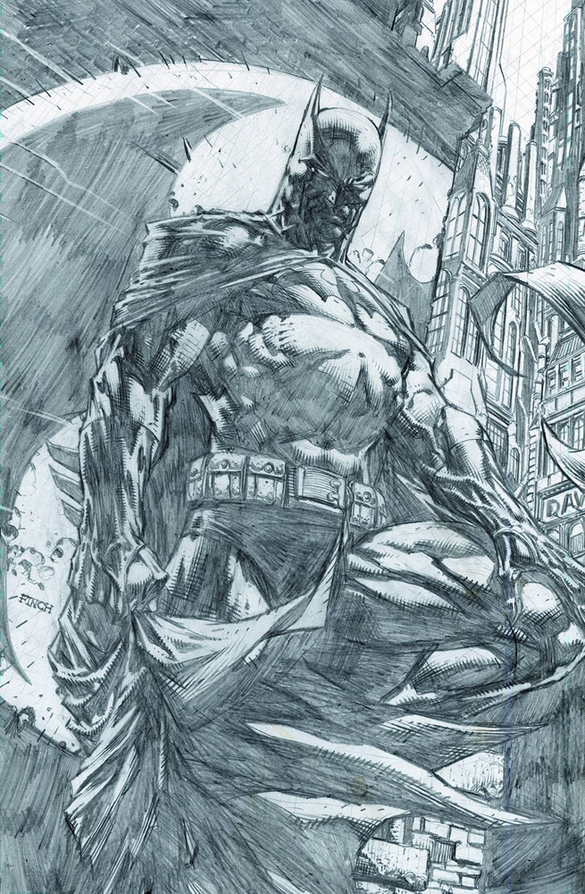 Image: Batman: The Dark Knight Unwrapped by David Finch Deluxe HC  - DC Comics