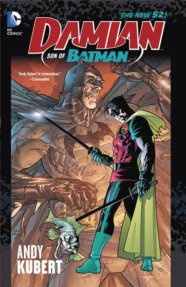 Image: Damian: Son of Batman SC  (N52) - DC Comics