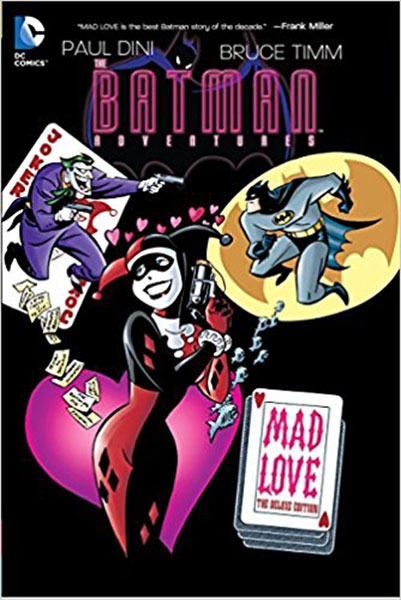 Image: Batman Adventures - Mad Love: The Deluxe Edition HC  - DC Comics