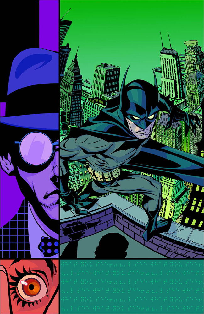 Image: Batman: Blink SC  - DC Comics