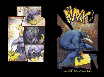 Maxx: Maxximized Vol. 03 HC  - IDW Publishing