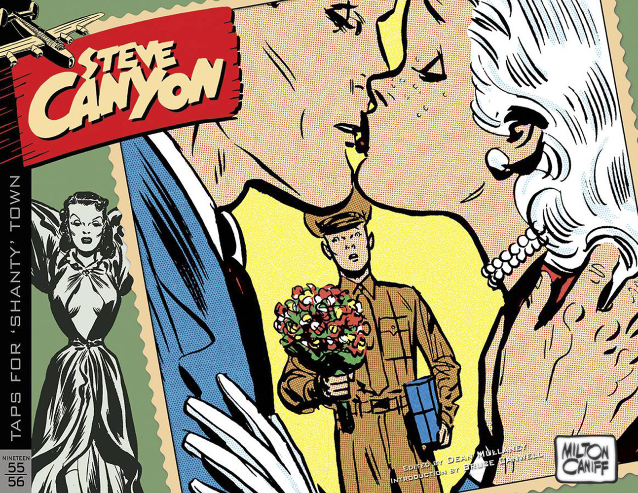 Image: Steve Canyon Vol. 05: 1955-1956 HC  - IDW Publishing