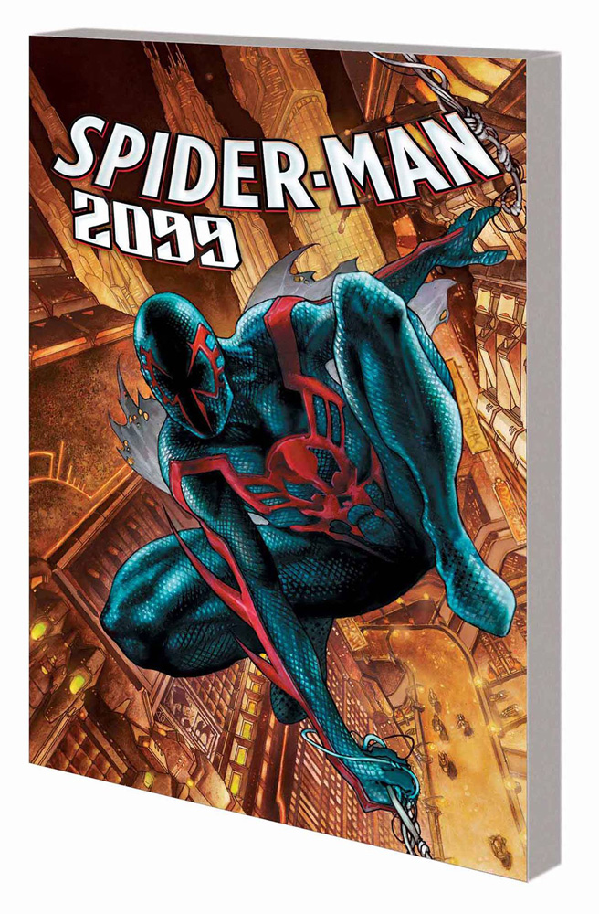 Image: Spider-Man 2099 Vol. 01: Out of Time SC  - Marvel Comics