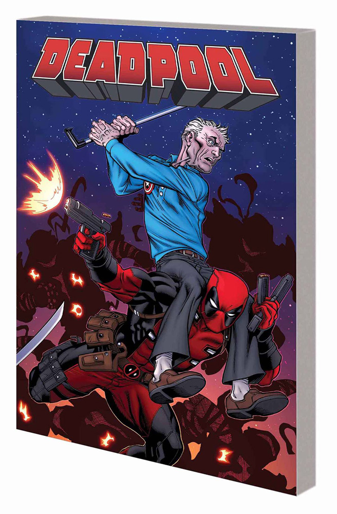 Image: Deadpool: The Ones with Deadpool SC  - Marvel Comics