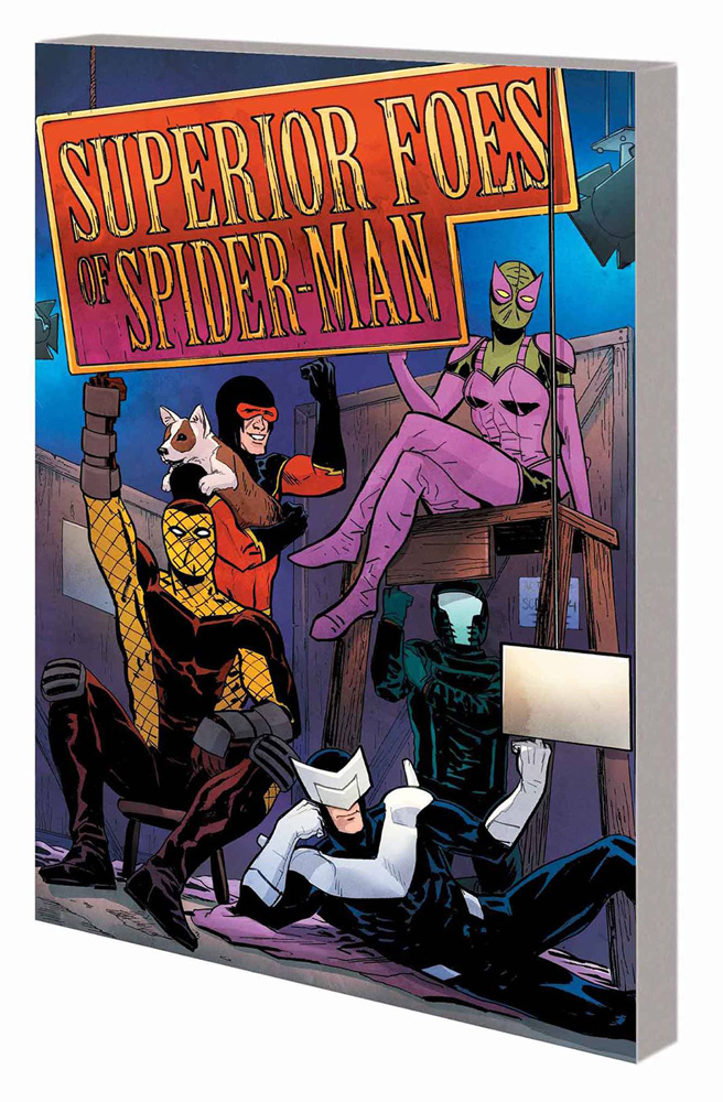 Image: Superior Foes of Spider-Man Vol. 03: Game Over SC  - Marvel Comics