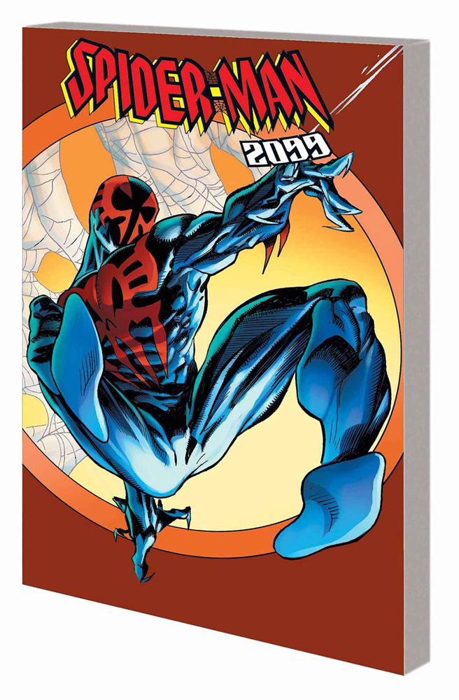 Image: Spider-Man 2099 Classic Vol. 03: The Fall of the Hammer SC  - Marvel Comics