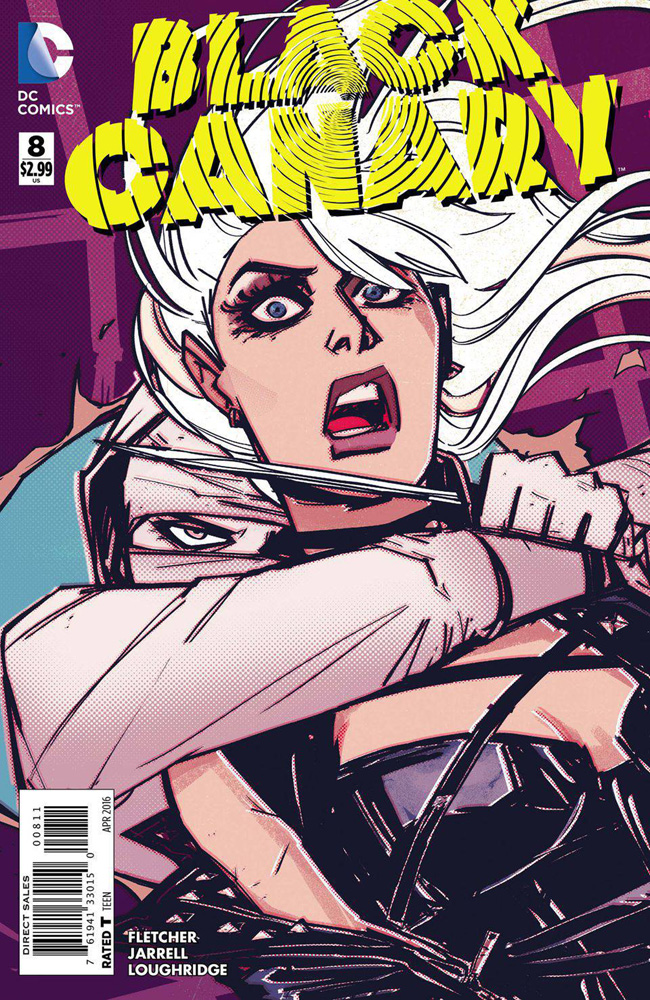 Image: Black Canary #8 - DC Comics